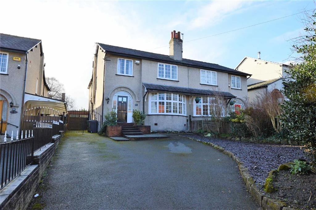4 Bedrooms Semi Detached House for sale in Grosvenor Road, Oxton, CH43