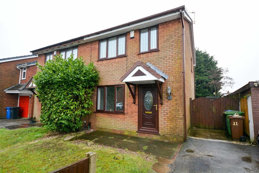 3 Bedrooms Semi Detached House for sale in Shakespeare Grove, Worsley Mesnes, Wigan, WN3