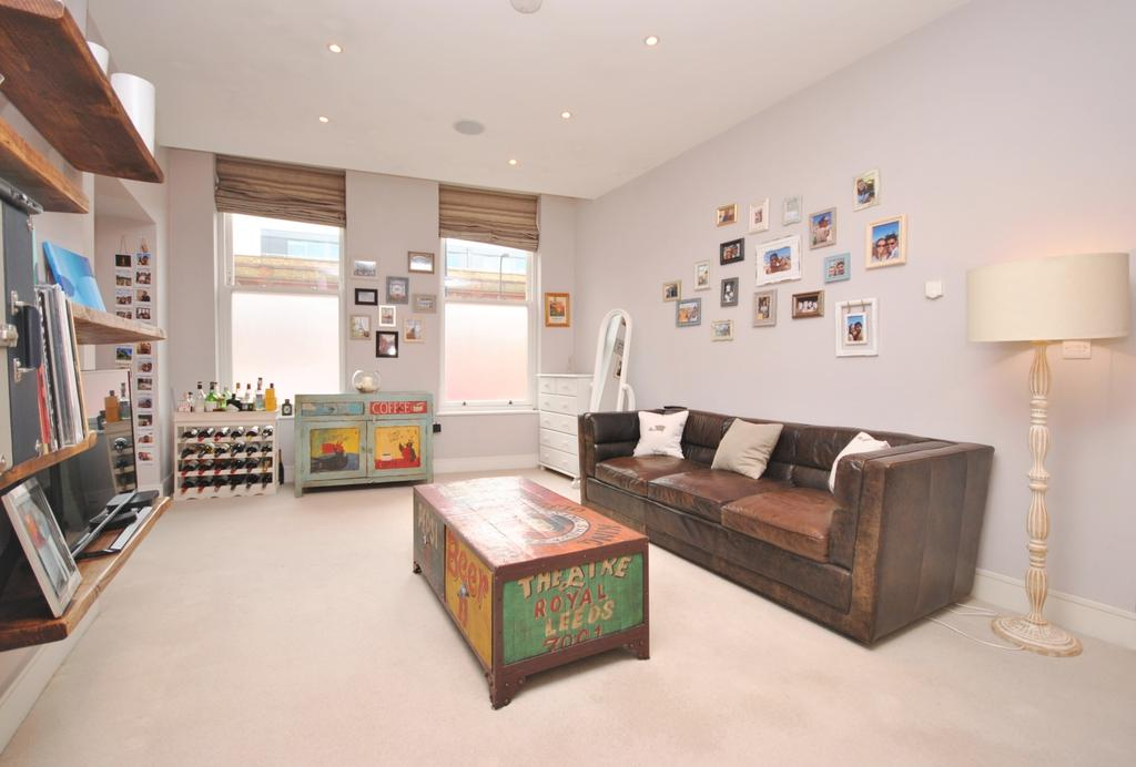 1 Bedroom Flat for sale in Brixton Road Oval SW9