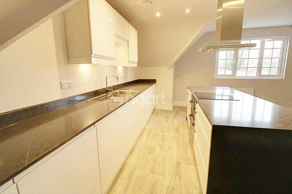 2 Bedrooms Flat for sale in The Loft, Ermine Street, Ancaster