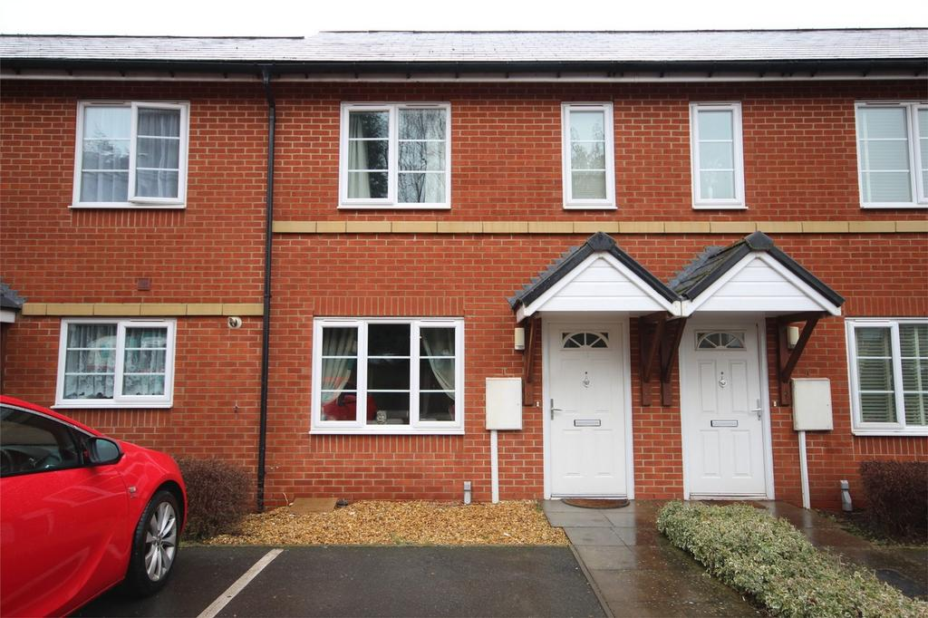 2 Bedrooms Town House for sale in Hamilton Avenue, UTTOXETER, Staffordshire