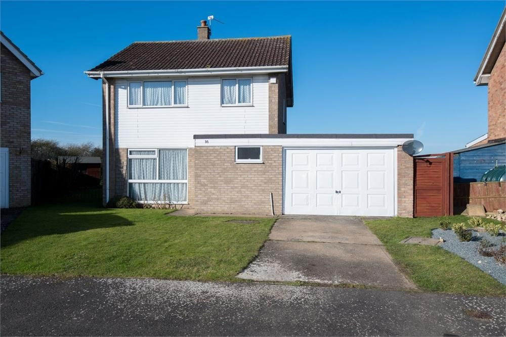 3 Bedrooms Detached House for sale in Castlegate, Gipsey Bridge, Boston, Lincolnshire