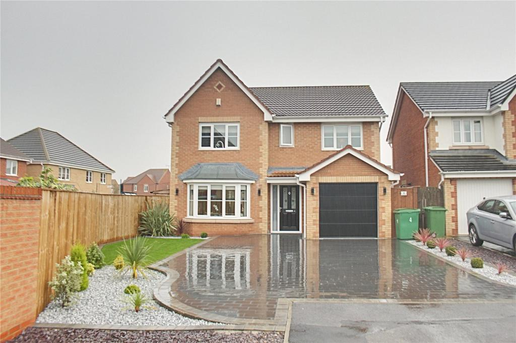 4 Bedrooms Detached House for sale in Bodiam Close, Ingleby Barwick