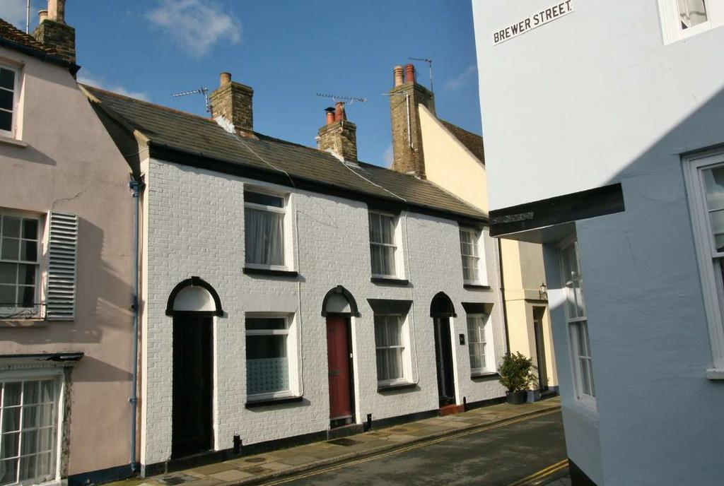3 Bedrooms Cottage House for sale in Middle Street, Deal