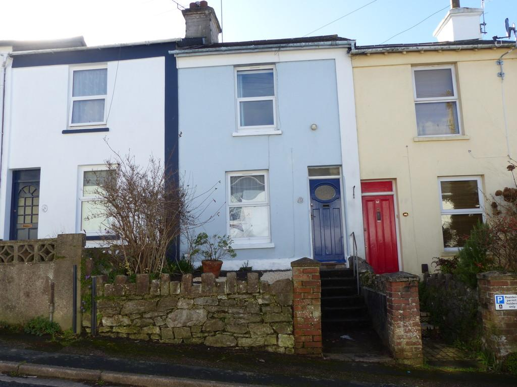3 Bedrooms Terraced House for sale in Tudor Road, Newton Abbot