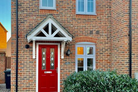 2 bedroom end of terrace house to rent - Brampton Field, Ditton