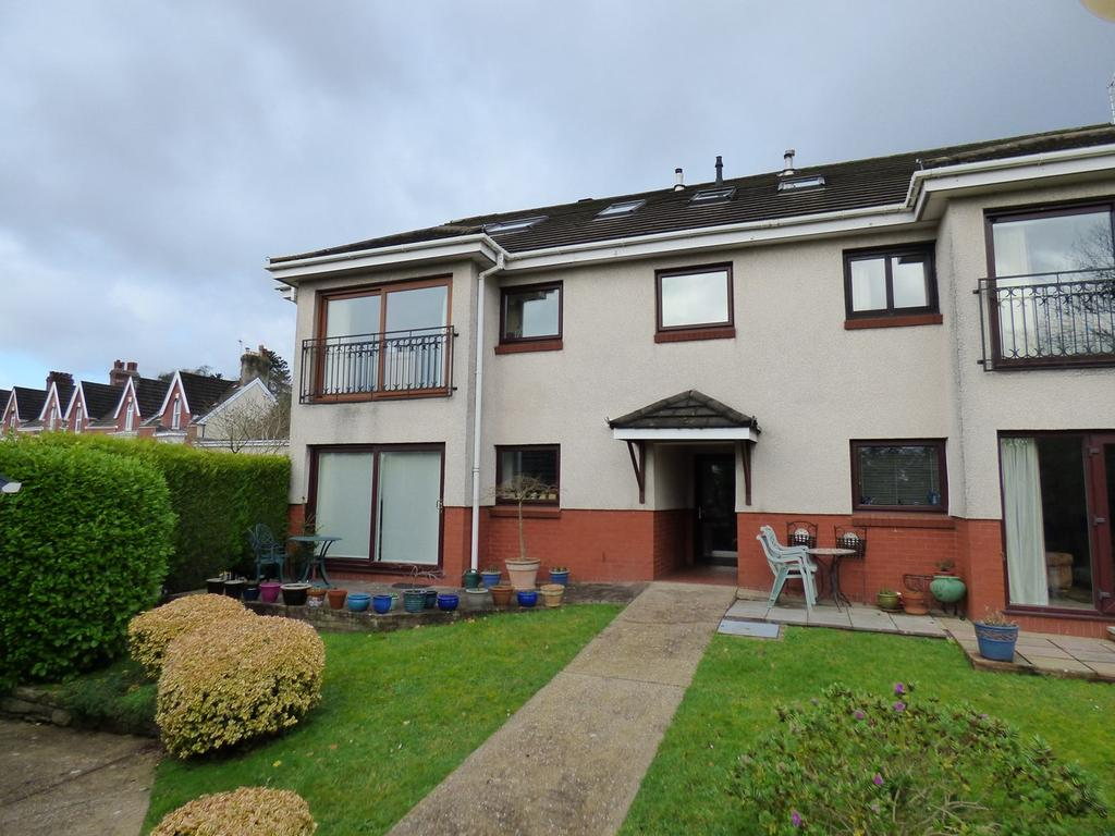 3 Bedrooms Maisonette Flat for sale in Richmond Mews, Uplands, Swansea, SA2