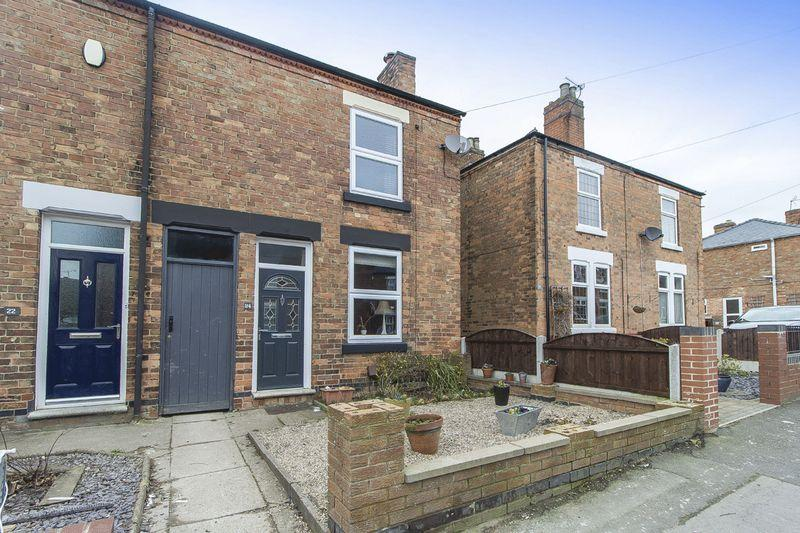 2 Bedrooms End Of Terrace House for sale in COXON STREET, SPONDON