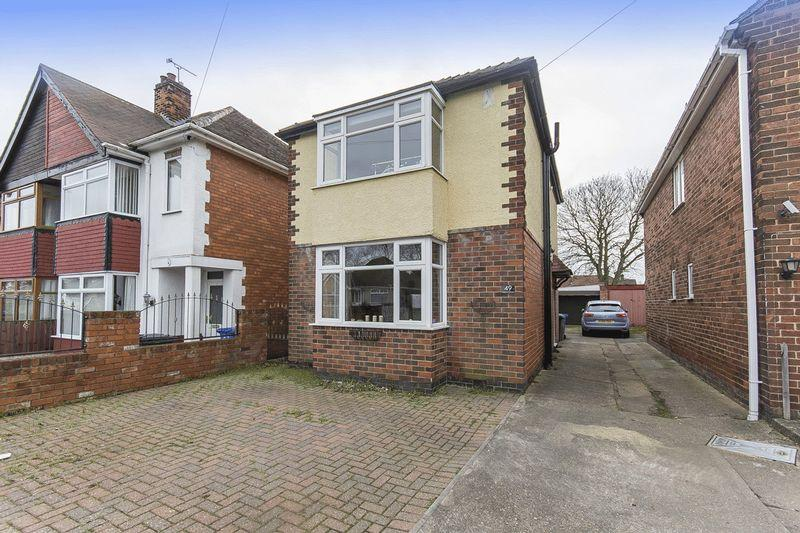 3 Bedrooms Detached House for sale in MAYFIELD ROAD, CHADDESDEN