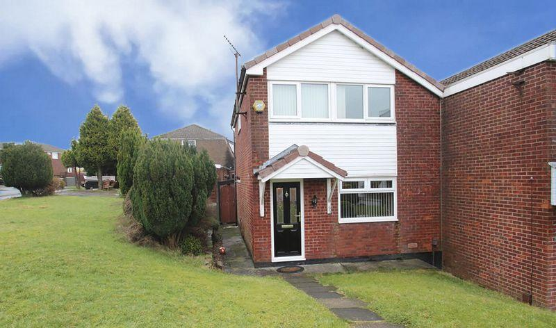3 Bedrooms Semi Detached House for sale in Shawclough Way, Shawclough OL12 6DR