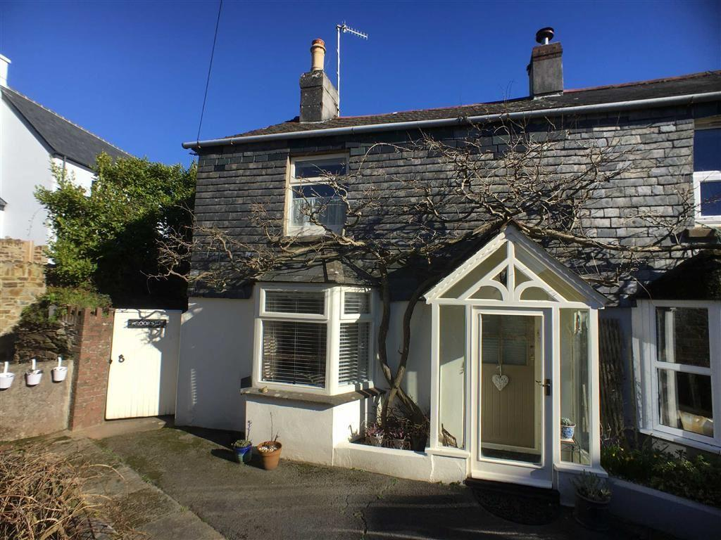 2 Bedrooms Semi Detached House for sale in Chillington, Kingsbridge, Devon, TQ7