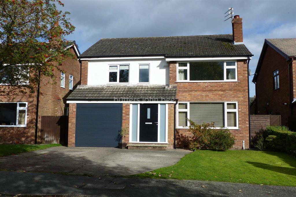 4 Bedrooms Detached House for sale in Sandown Crescent