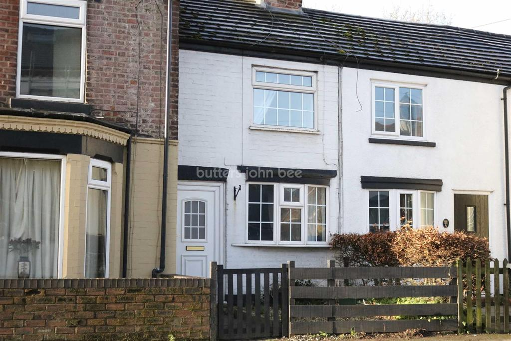 1 Bedroom Terraced House for sale in Barnton, Northwich