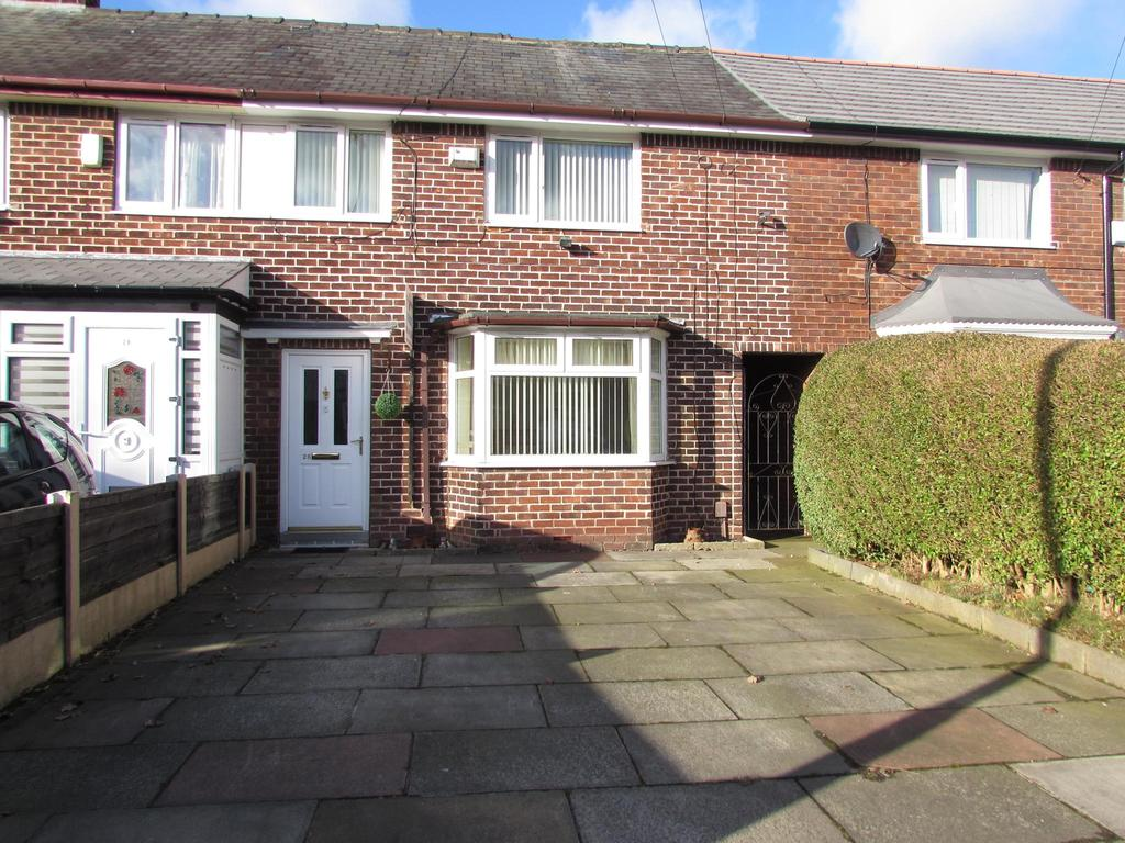 4 Bedrooms Terraced House for rent in Kenninghall Road, Manchester, M22