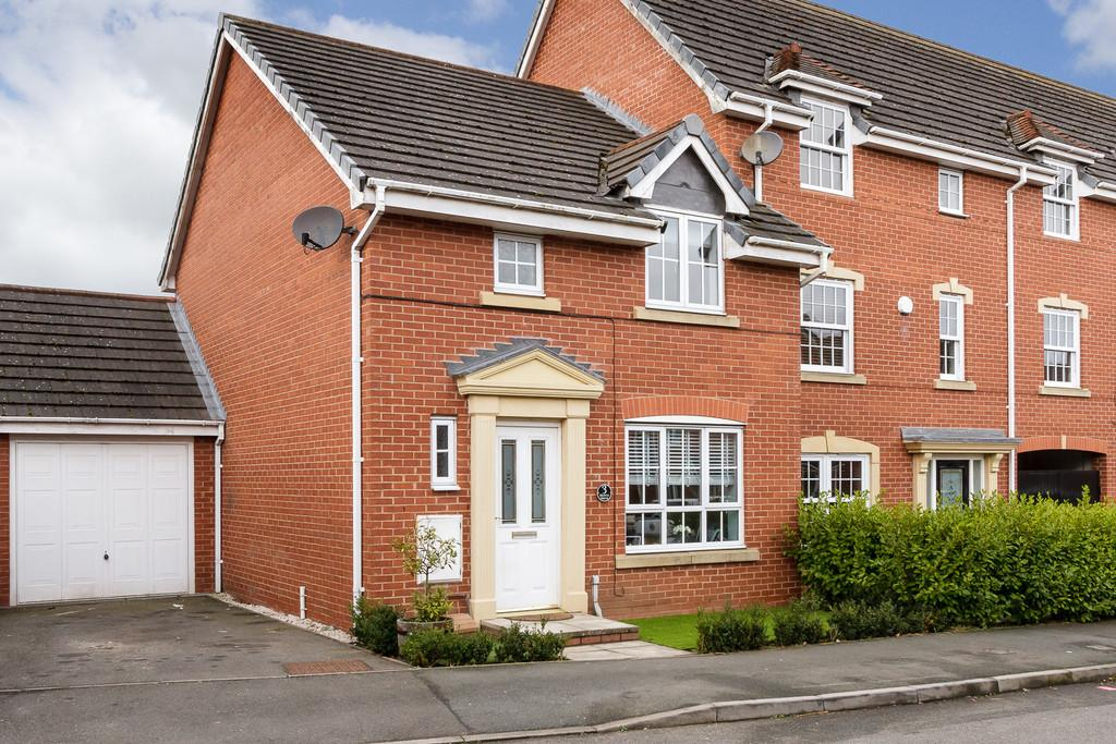 3 Bedrooms End Of Terrace House for sale in Nantwich, Cheshire