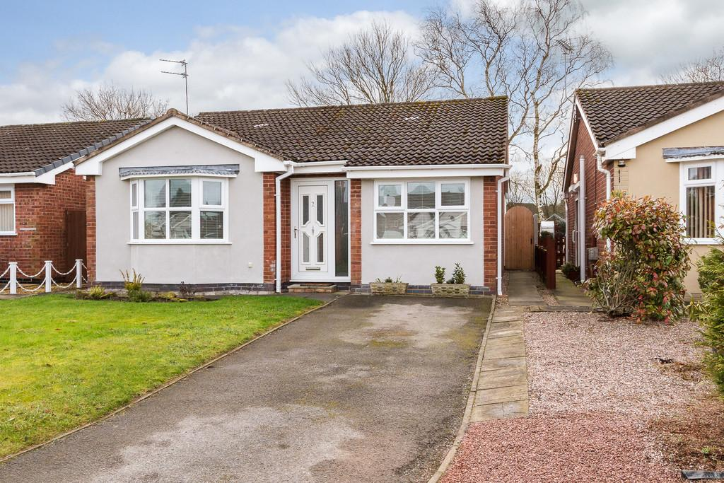 3 Bedrooms Detached Bungalow for sale in Hough, Cheshire