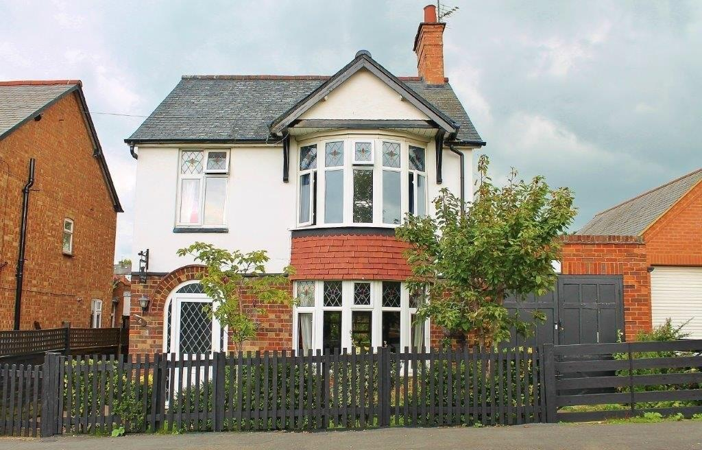3 Bedrooms Detached House for sale in Morley Street, Market Harborough