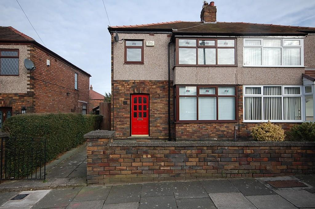 3 Bedrooms Semi Detached House for sale in Olga Road, Sherdley Park, St. Helens