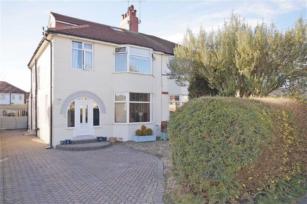 4 Bedrooms Semi Detached House for sale in Yewdale Road, Harrogate, North Yorkshire