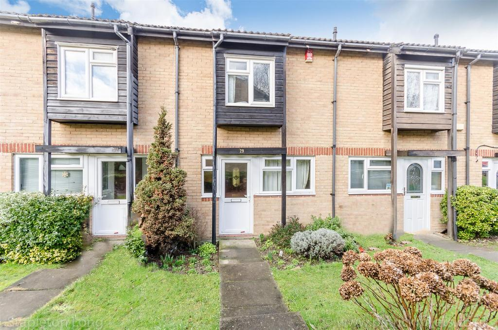 2 Bedrooms Terraced House for sale in Whitmead Close, South Croydon