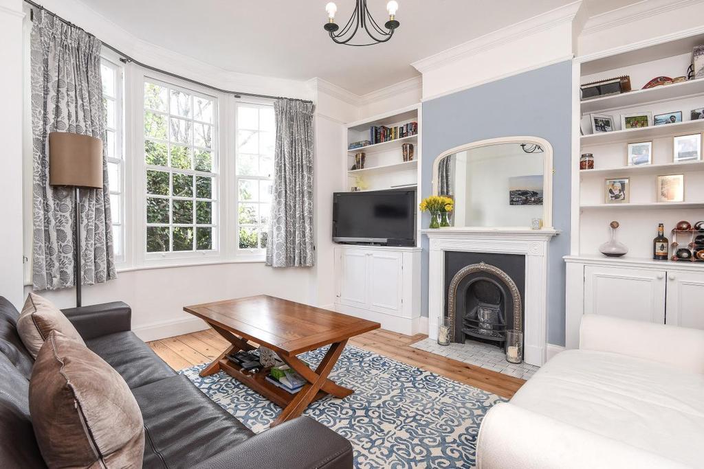 2 Bedrooms Flat for sale in Swaby Road, Earlsfield