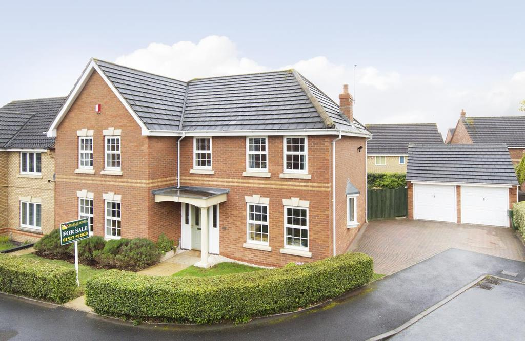 5 Bedrooms Detached House for sale in Celeste Road, Bromsgrove