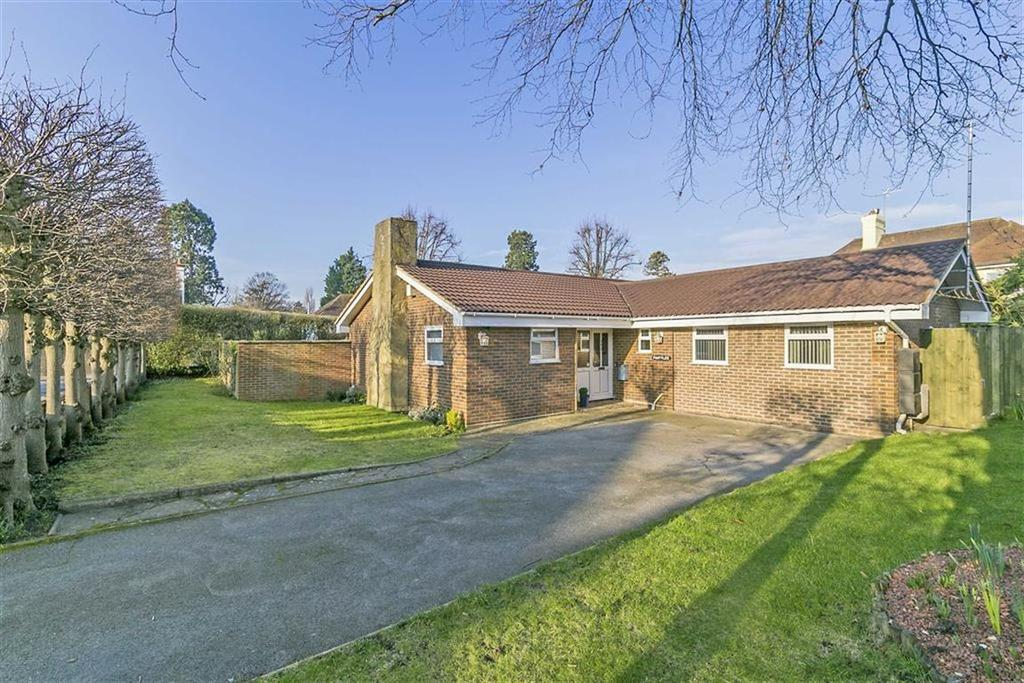 3 Bedrooms Detached Bungalow for sale in Longdown Road, Epsom, Surrey