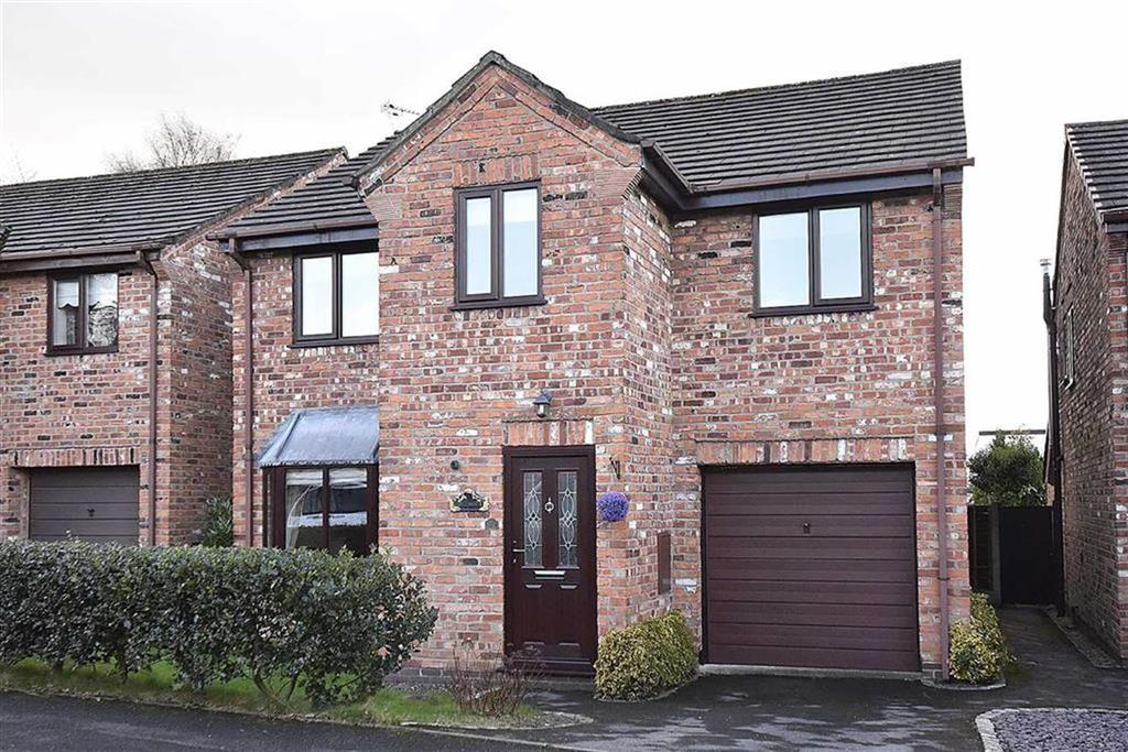 4 Bedrooms Detached House for sale in Greg Avenue, Bollington, Macclesfield