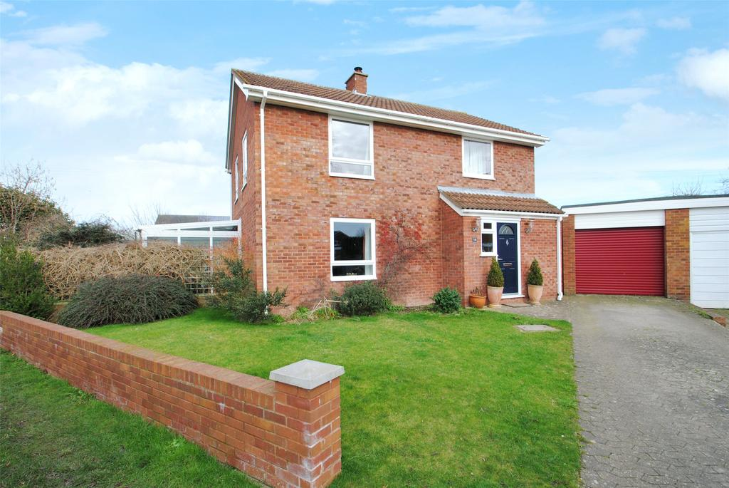 Church Close Stoke St Gregory 4 Bed Detached House 325 000