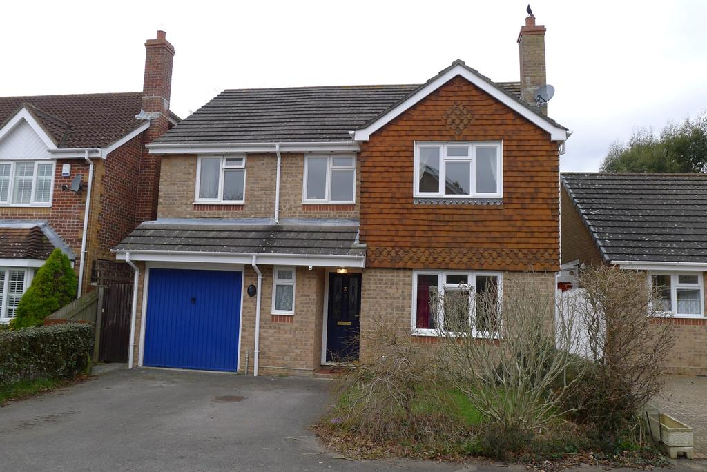 5 Bedrooms Detached House for sale in WARSASH