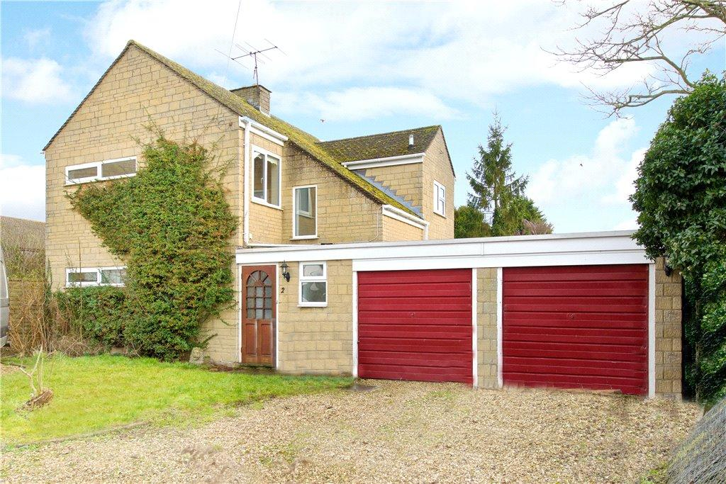4 Bedrooms Detached House for sale in Church Lane, Wicken, Milton Keynes, Northamptonshire