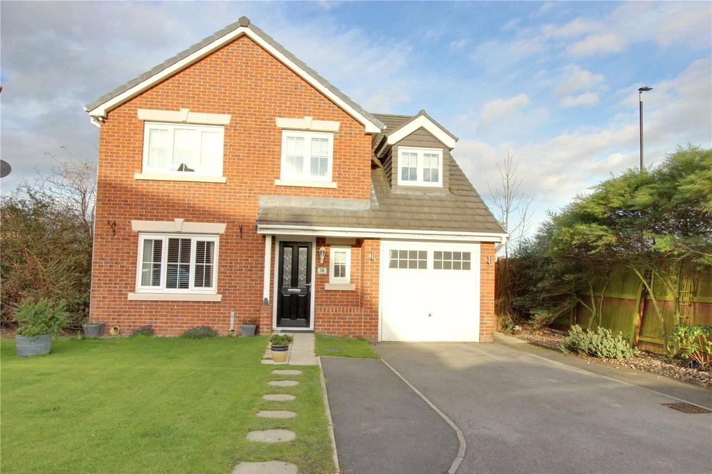 5 Bedrooms Detached House for rent in The Covert, Coulby Newham