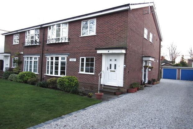 2 Bedrooms Maisonette Flat for sale in Burlington Road, Sherwood, Nottingham, NG5