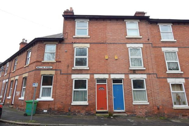 2 Bedrooms Terraced House for sale in Wallan Street, Radford, Nottingham, NG7