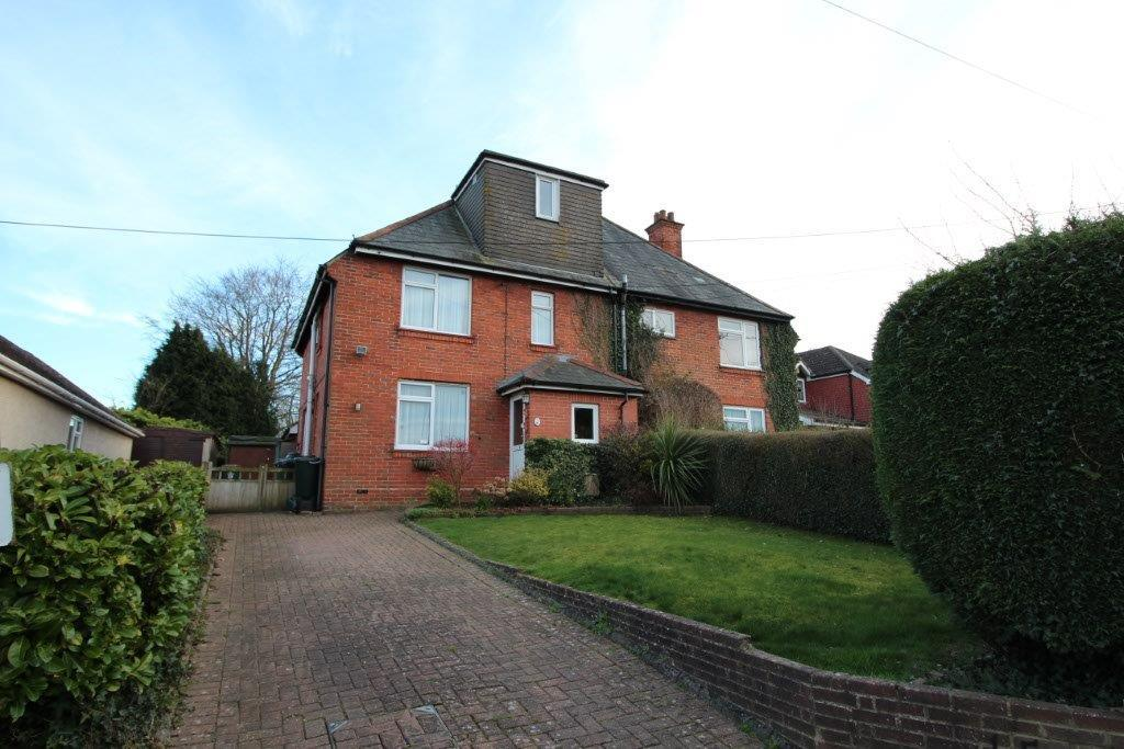 4 Bedrooms Semi Detached House for sale in Netley Firs Road, Hedge End SO30