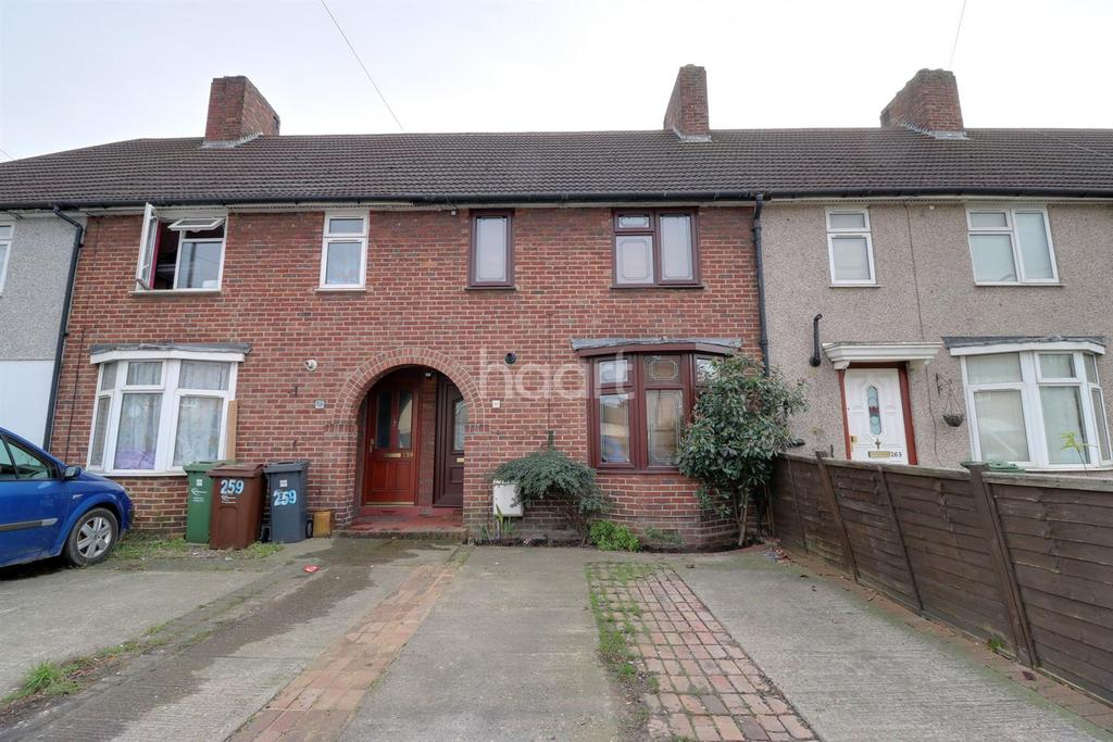 2 Bedrooms Terraced House for sale in Woodward Road, Dagenham