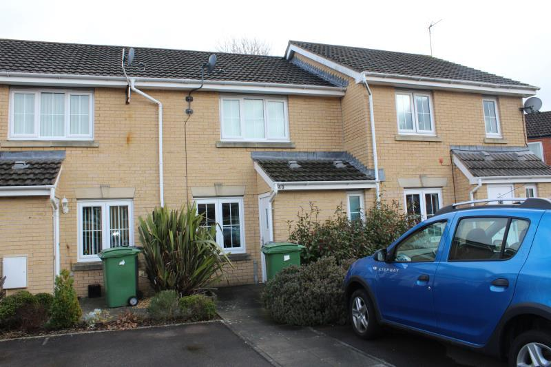 2 Bedrooms Semi Detached House for sale in Willowbrook Gardens, St Mellons, Cardiff