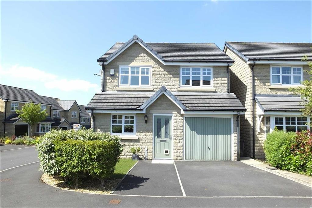 3 Bedrooms Detached House for sale in Aspen Grove, Earby, Lancashire, BB18