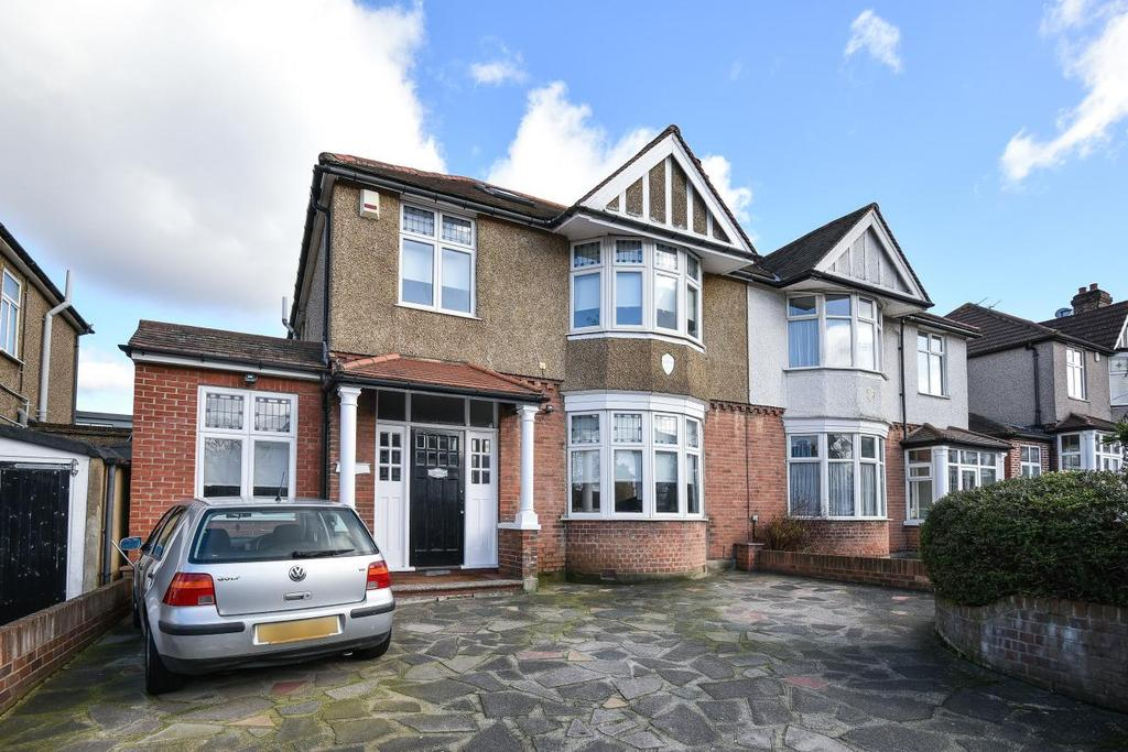 6 Bedrooms Semi Detached House for sale in Coniston Road, Bromley