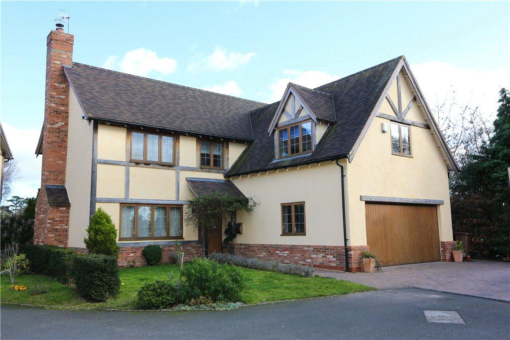 5 Bedrooms Detached House for sale in Lyttelton Road, Droitwich, Worcestershire, WR9