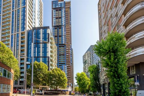 2 bedroom apartment for sale - Maine Tower, Harbour Central, Canary Wharf, E14