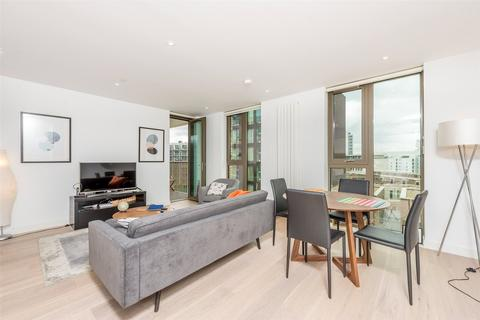 1 bedroom apartment for sale - Commodore House, Royal Wharf, Royal Docks, E16