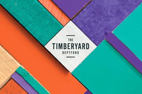 2 bedroom apartment for sale - Timberyard, Deptford, London, SE8