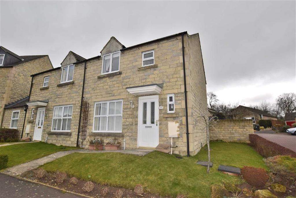 3 Bedrooms Semi Detached House for sale in Dale Grove, Leyburn, North Yorkshire