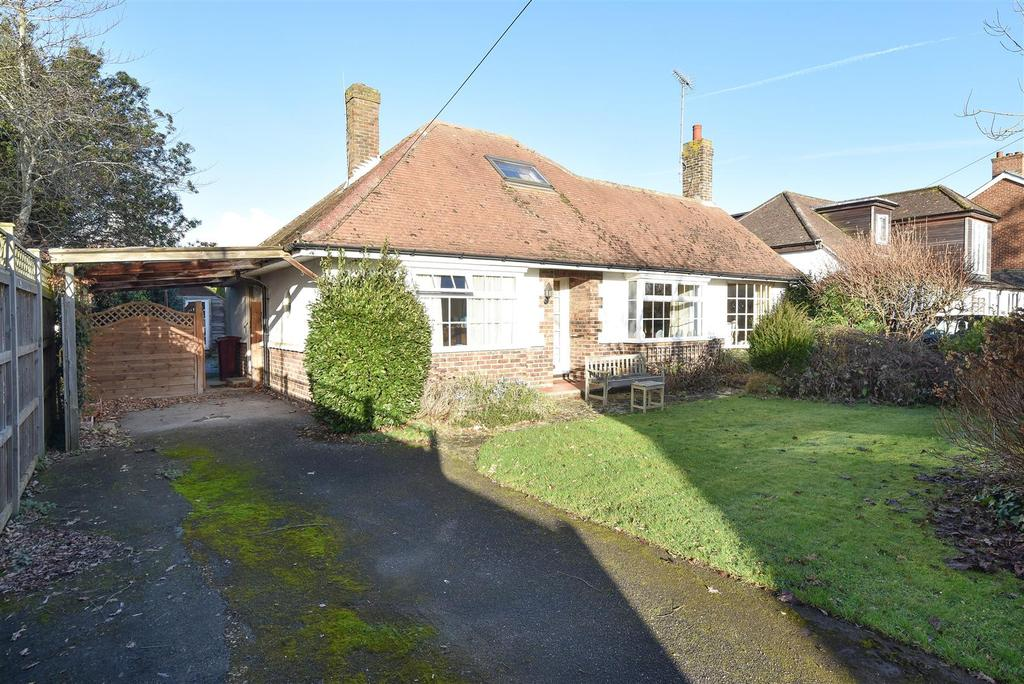 3 Bedrooms Detached House for sale in Harbour Way, Old Bosham
