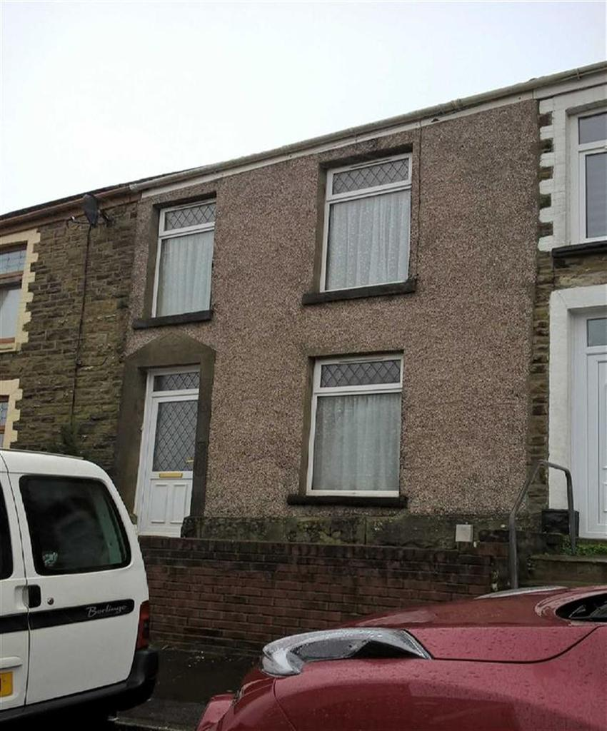 2 Bedrooms Terraced House for sale in Parkhill Terrace, Swansea, SA5