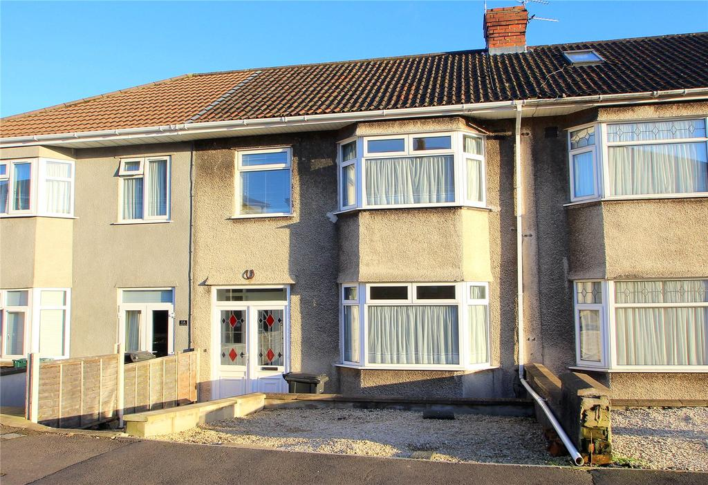 3 Bedrooms Terraced House for sale in Hulse Road, Brislington, BRISTOL, BS4