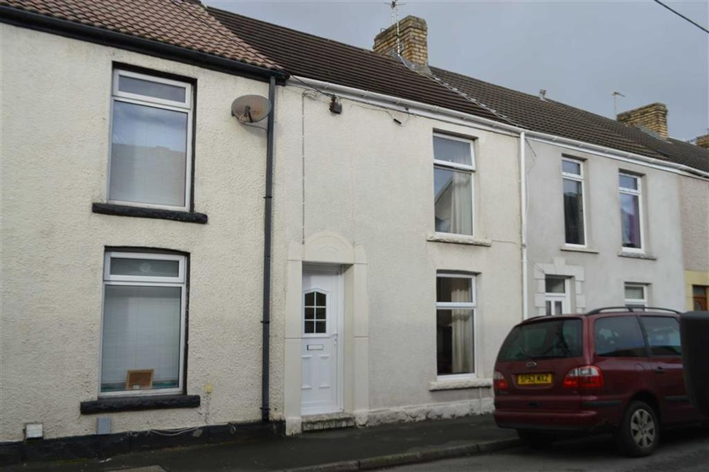3 Bedrooms Terraced House for sale in Gwalia Terrace, Swansea, SA4