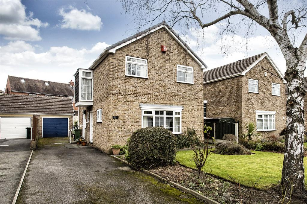 3 Bedrooms Detached House for sale in Shill Bank View, Mirfield, West Yorkshire, WF14