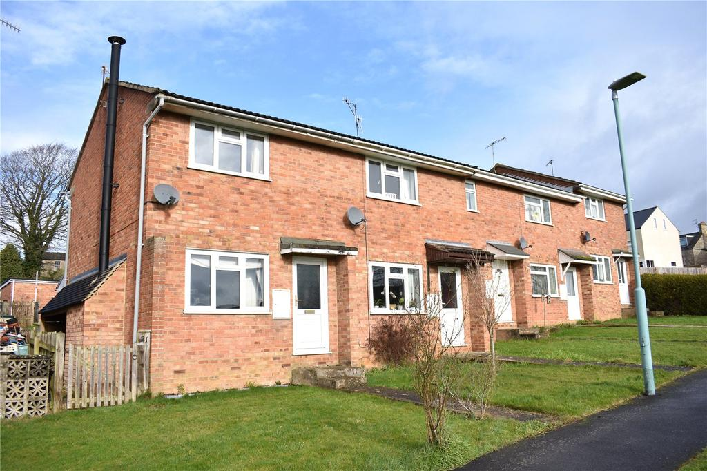 2 Bedrooms End Of Terrace House for sale in The Bassetts, Cashes Green, Stroud, Gloucestershire, GL5